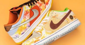 Artistic Look Of Nike SB Dunk Low Street Hawker Honoring Chinese Cuisines 04