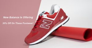 End Of Season Sale New Balance Is Offering 30% Off On These Footwear!