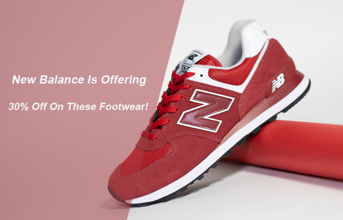 End Of Season Sale New Balance Is Offering 30% Off On These Footwears! ft