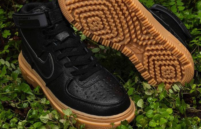 Gore-Tex Nike Air Force 1 High Black Brown CT2815-001 03