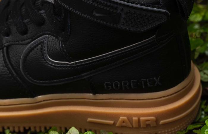 Gore-Tex Nike Air Force 1 High Black Brown CT2815-001 04