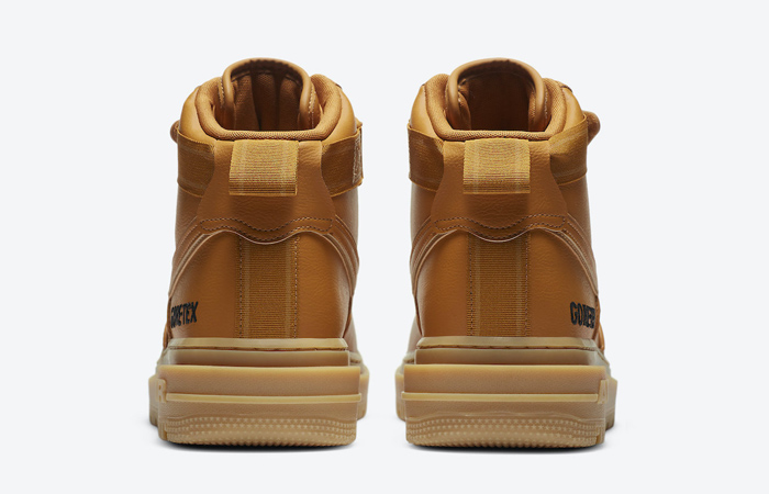 Gore-Tex Nike Air Force 1 High Wheat Brown CT2815-200 08