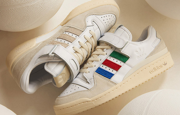 Join END adidas Forum Low Friends and Forum Raffle And Support Greenhouse Sports ft