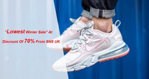 Lowest Winter Sale Get These Sneakers At A Discount Of 70% From SNS UK