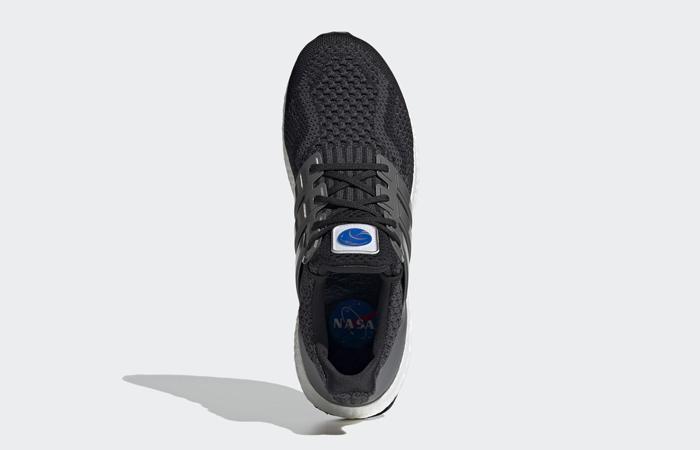 NASA adidas Ultra BOOST DNA Core Black Carbon FZ1855 04