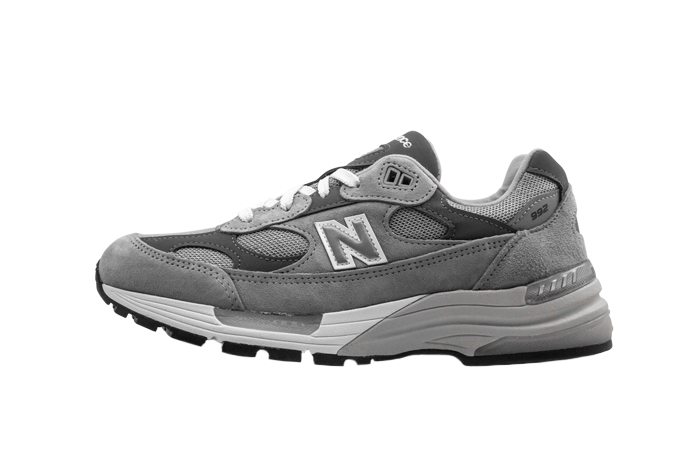 New Balance 992 Grey M992GR 01