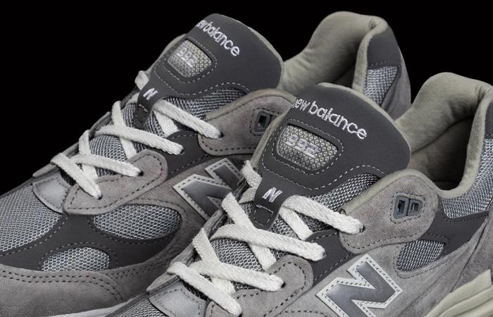 New Balance 992 Grey M992GR 03
