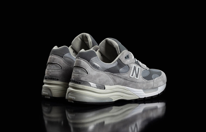 New Balance 992 Grey M992GR 04