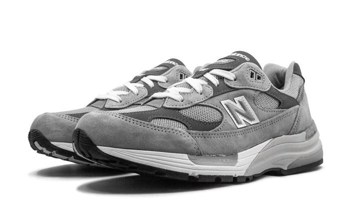 New Balance 992 Grey M992GR 05