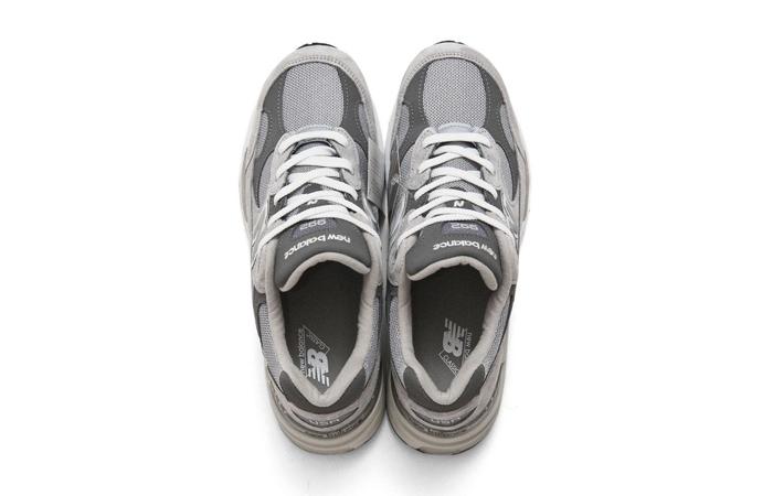 New Balance 992 Grey M992GR 06