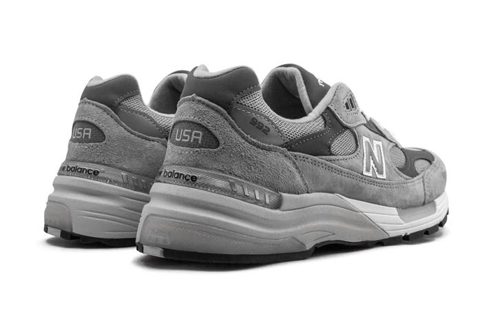 New Balance 992 Grey M992GR 07