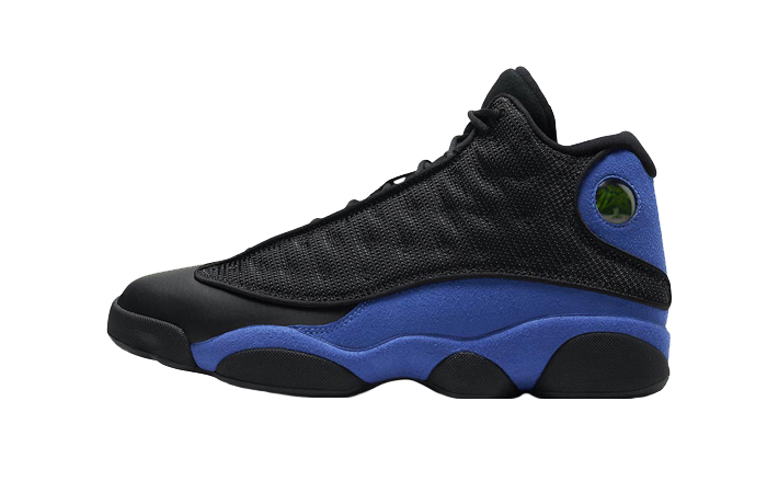 Nike Air Jordan 13 Top Black Royal Blue 414571-040 01