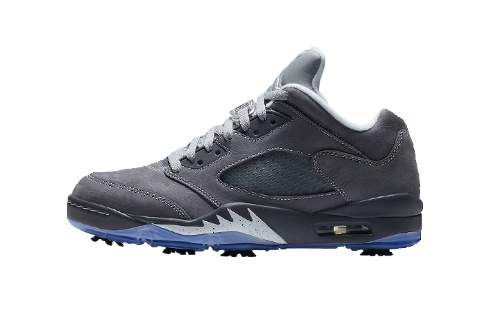 Nike Air Jordan 5 Low Golf Light Graphite Ice Blue CU4523-005 01