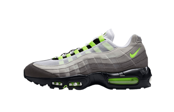 Nike Air Max 95 OG Neon Yellow Light Graphite CT1689-001 01