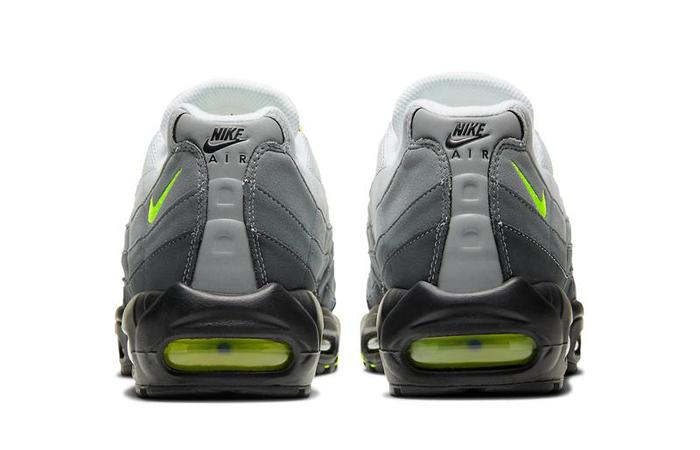 Nike Air Max 95 OG Neon Yellow Light Graphite CT1689-001 08