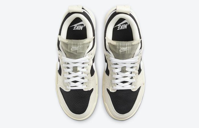 Nike Dunk Low Disrupt Black Pale Ivory DD6620-001 03