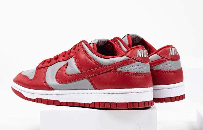 Nike Dunk Low UNLV Grey University Red DD1391-002 04
