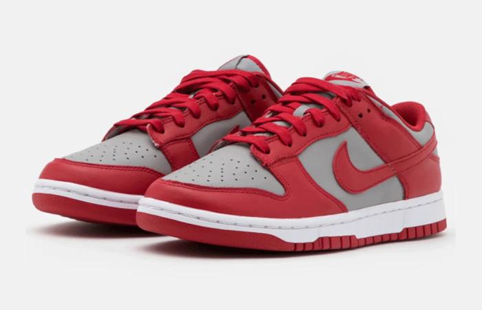 Nike Dunk Low UNLV Grey University Red DD1391-002 05