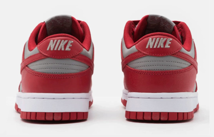 Nike Dunk Low UNLV Grey University Red DD1391-002 08