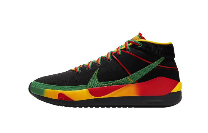 Nike Zoom KD13 Bred Yellow DC0010-001 01