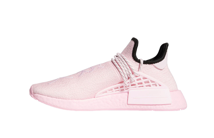 Pharrell Williams adidas NMD Hu Pink GY0088 01