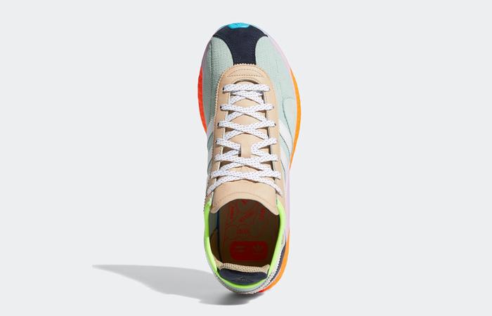 Pharrell adidas Tokio Solar Hu Navy Orange S42576 04