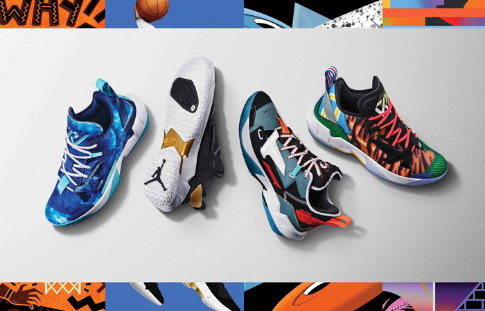 Russell Westbrook's Signature Shoes Jordan Why Not Zer0.4 Is Ready To Launch f