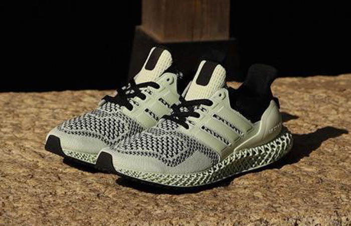 SNS adidas Ultra 4D Teal Green White FY5631 03