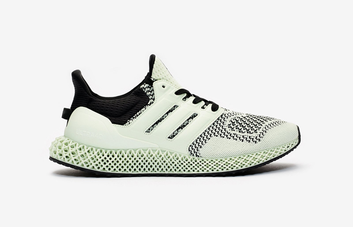 SNS adidas Ultra 4D Teal Green White FY5631 05