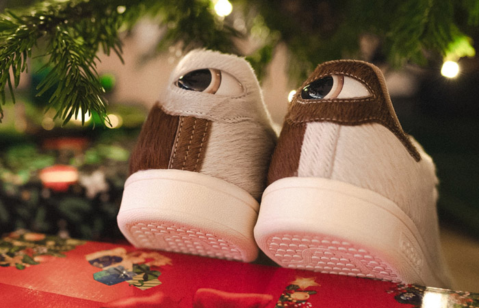 Take A Closer Look At adidas Stan Smith Christmas Monster Resembles A Gremlin f