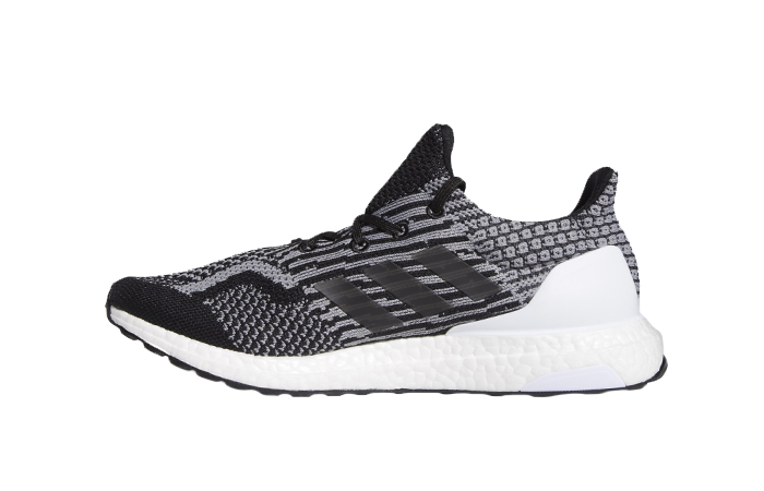 adidas Ultraboost 5.0 Uncaged DNA Core Black Grey G55367 01