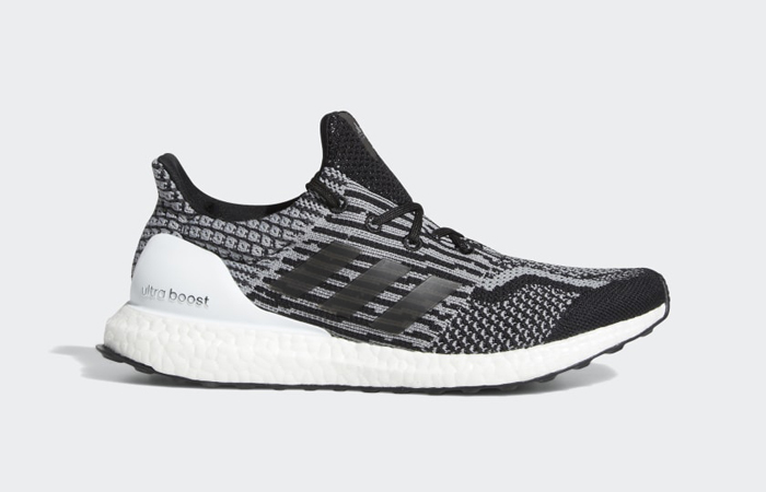 adidas Ultraboost 5.0 Uncaged DNA Core Black Grey G55367 03