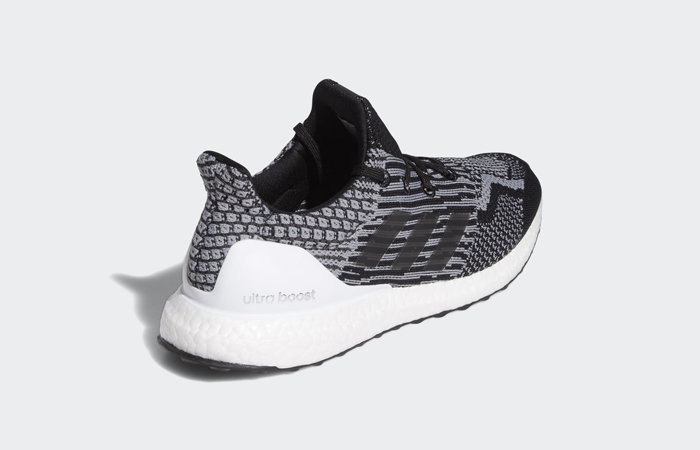 adidas Ultraboost 5.0 Uncaged DNA Core Black Grey G55367 05
