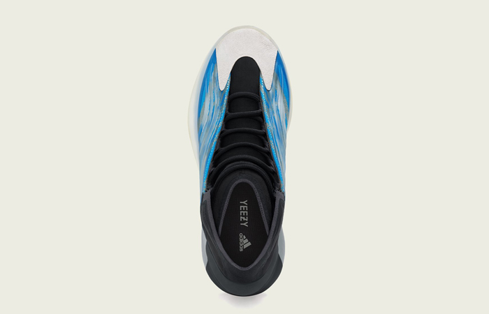 adidas Yeezy Basketball Frozen Blue GX5049 04