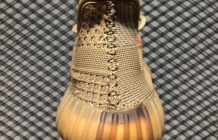 adidas Yeezy Boost 350 V2 Sand Taupe Orange FZ5240 04