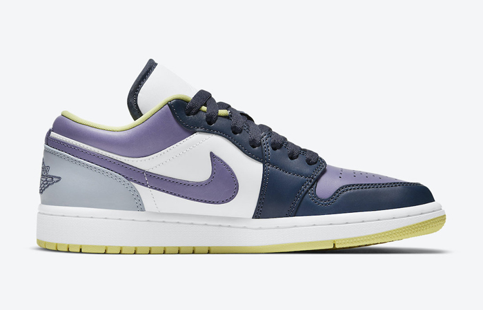 Air Jordan 1 Low Purple Magenta White DJ4342-400 03