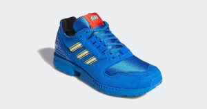"LEGO Join Hands With adidas For Six New ZX 8000 ""Color Pack"" In 2021 03"