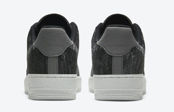 Nike Air Force 1 07 LV8 Recycled Black CV1698-001 04