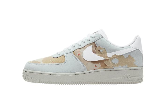 Nike Air Force 1 07 LX Desert Camo DD1175-001 01