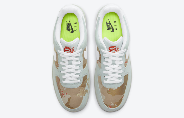 Nike Air Force 1 07 LX Desert Camo DD1175-001 04