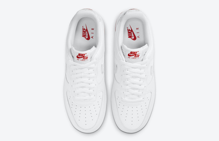 Nike Air Force 1 Low Topography Pack White Red DH3941-100 03
