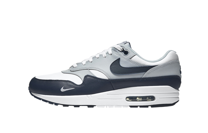 Nike Air Max 1 LV8 Obsidian Black Wolf Grey DH4059-100 01