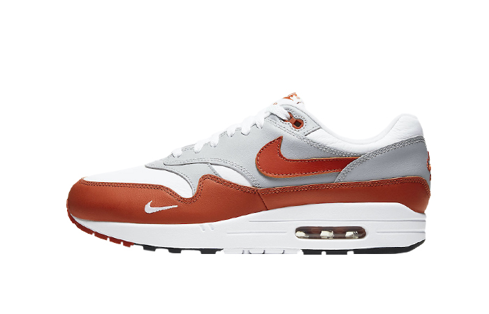 Nike Air Max 1 Martian Sunrise White Red DH4059-102 01