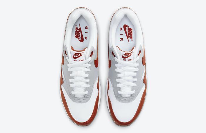 Nike Air Max 1 Martian Sunrise White Red DH4059-102 04