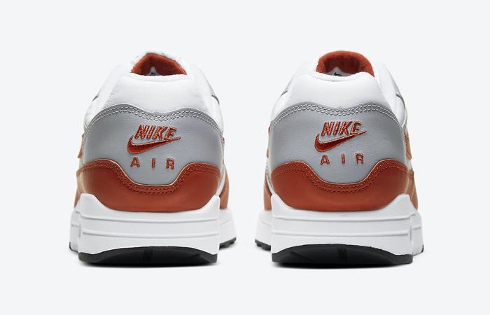 Nike Air Max 1 Martian Sunrise White Red DH4059-102 05