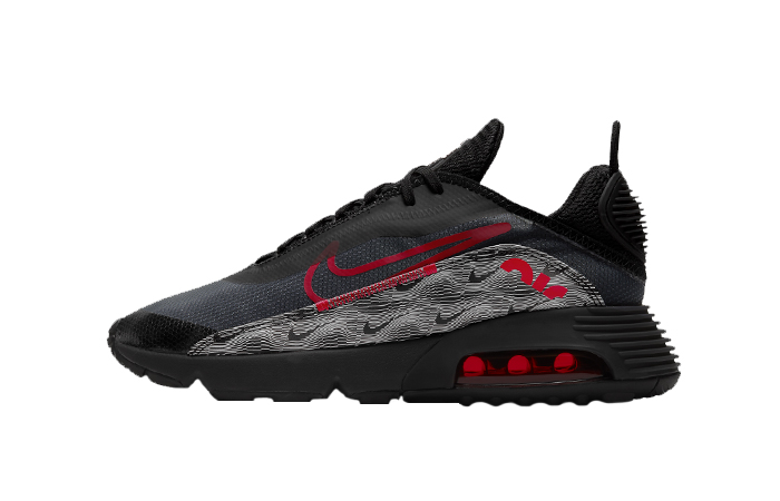 Nike Air Max 2090 Topography Black Red DH3983-001 01