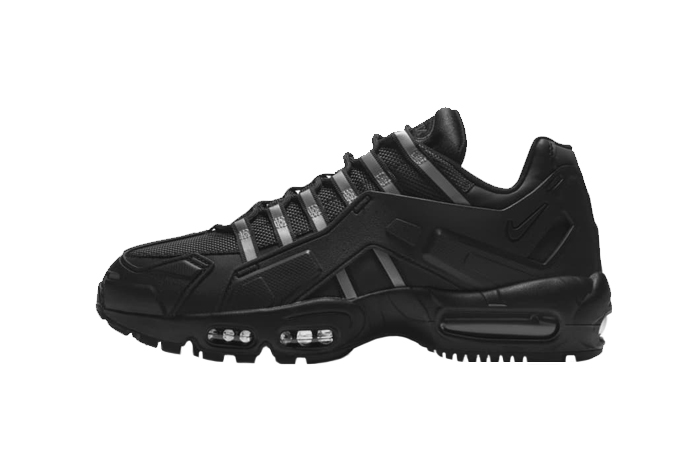 Nike Air Max 95 NDSTRKT Core Black Grey CZ3591-001 01