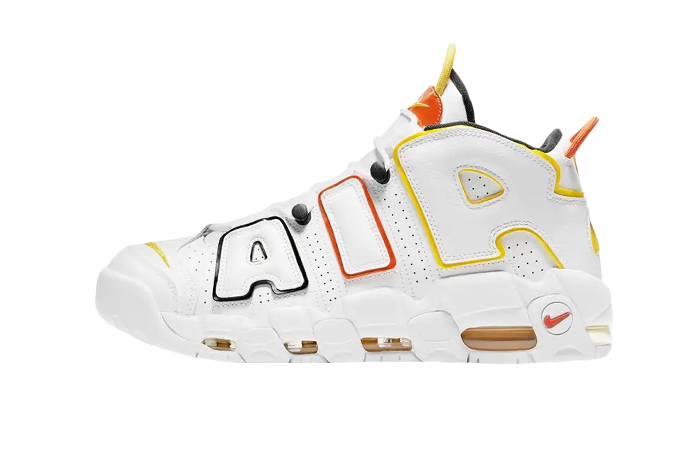 Nike Air More Uptempo Rayguns White DD9223-100 01