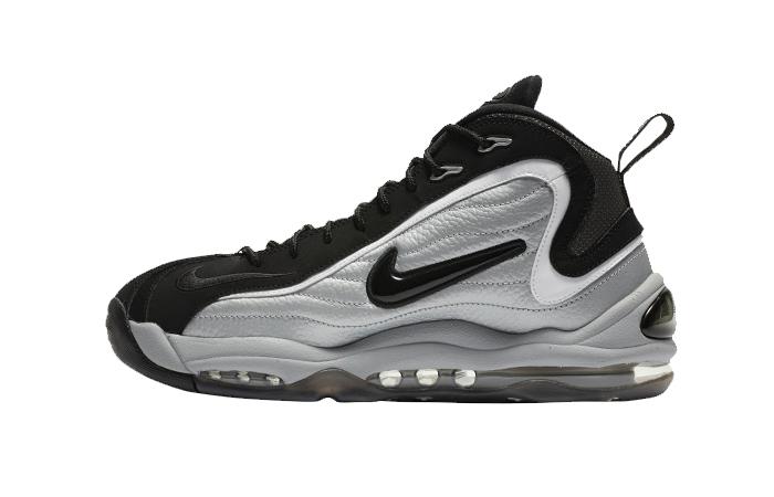 Nike Air Total Max Uptempo Black Metallic Silver CV0605-001 01