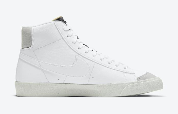 Nike Blazer Mid 77 White Light Smoke Grey CW6726-100 003